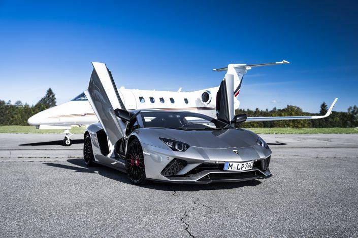 Lamborghini München // Netjets
